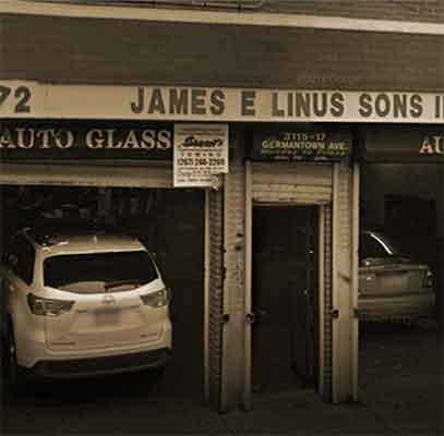 glass service by linus auto glass