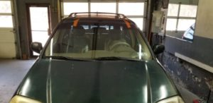 windshield repaired